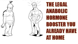 A Legal Anabolic Testosterone Booster You Already Have At Home