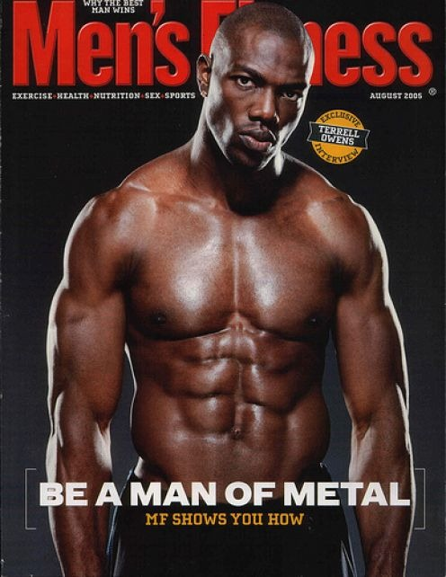 Terrell Owens Workout  Muscle Prodigy