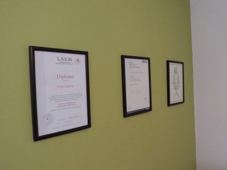 Treatment Room Qualifications