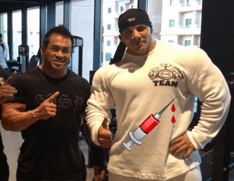 big ramy workout program diet