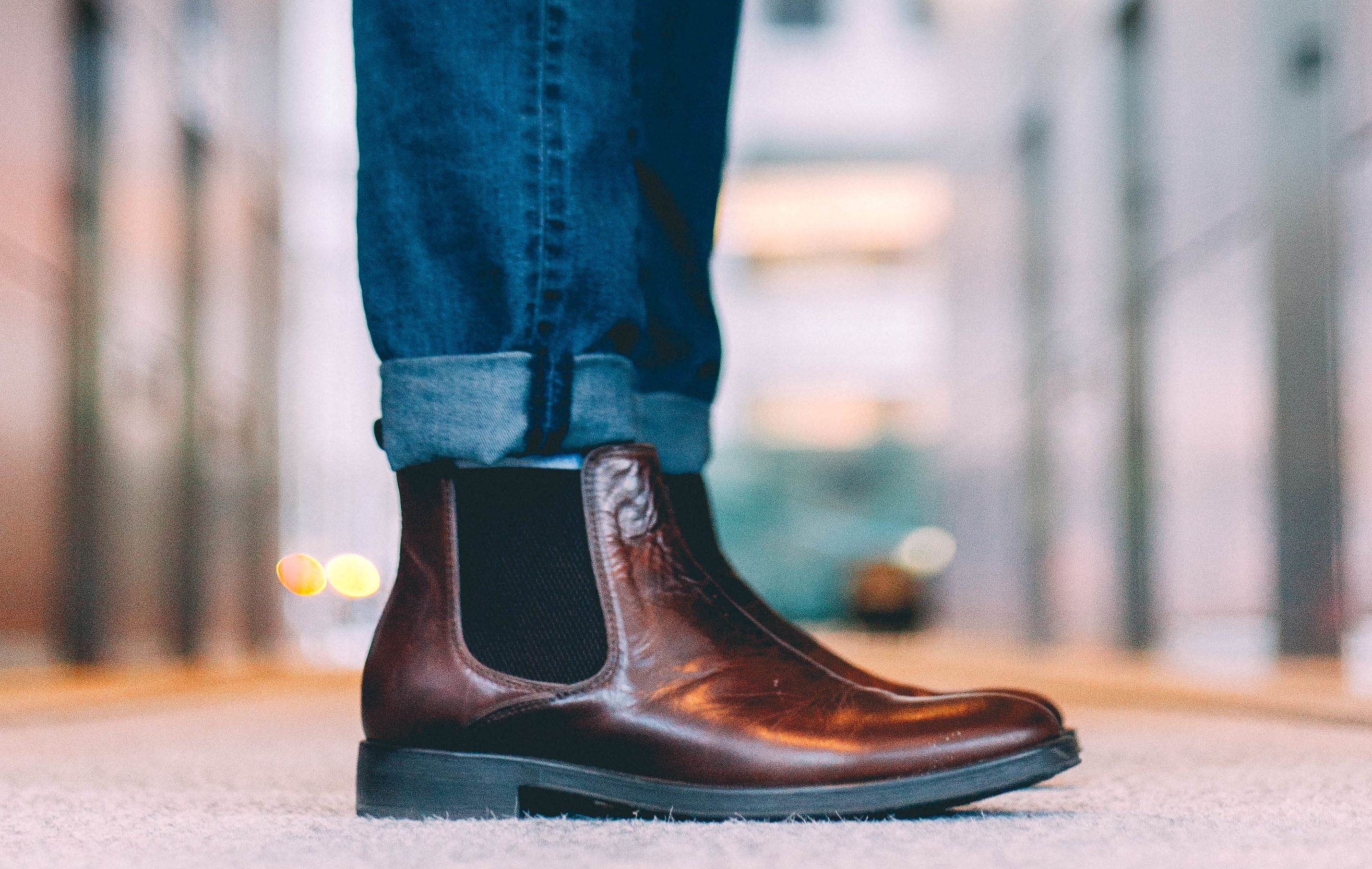 Reviewing GEOX - The Blade Chelsea Boot