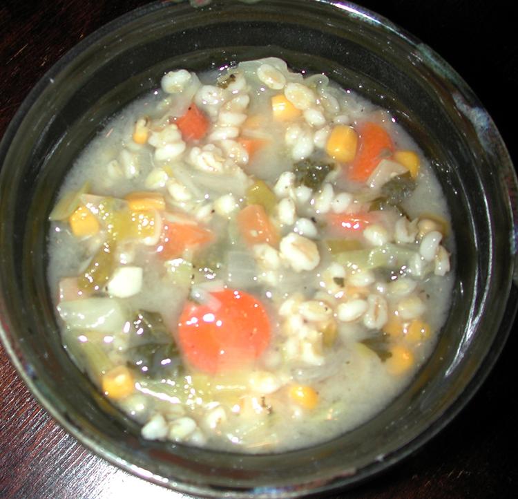 Barley Veg Soup