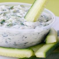 Herby Yogurt