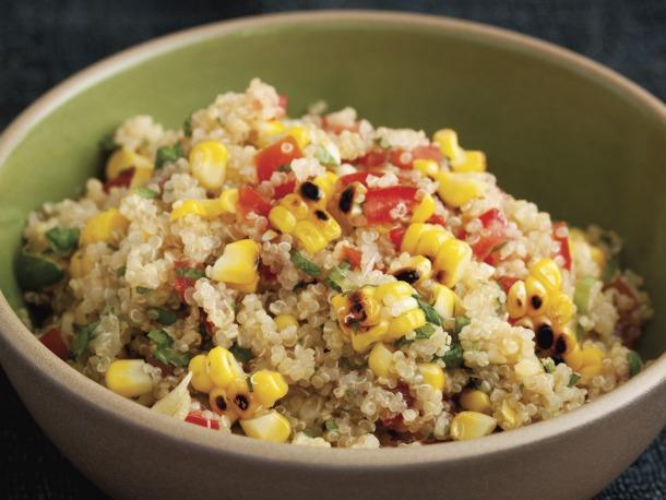 Quinoa n Corn