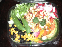 Veggie Green Salad