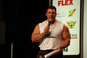 Bob Cicherillo sleeveless