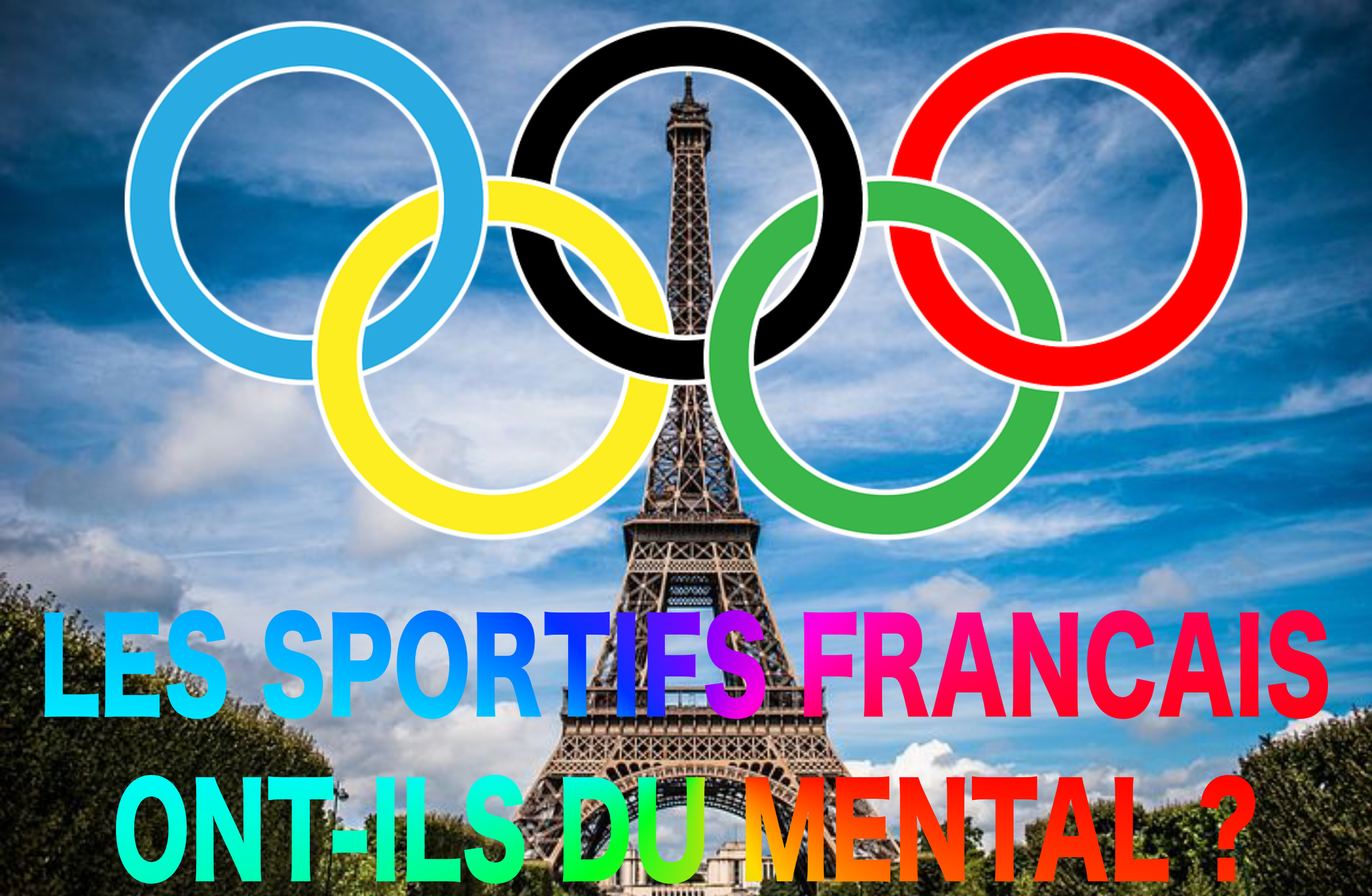 Les Sportifs Français ont-ils du mental ?