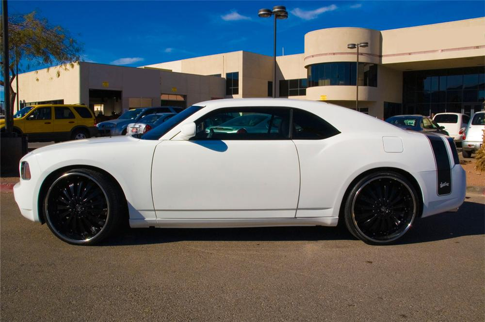 2007 Dodge Charger West Coast Customs Coupe Muscle