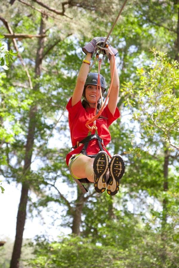 Treetop Adventure Callaway Gardens - Muscogee Moms