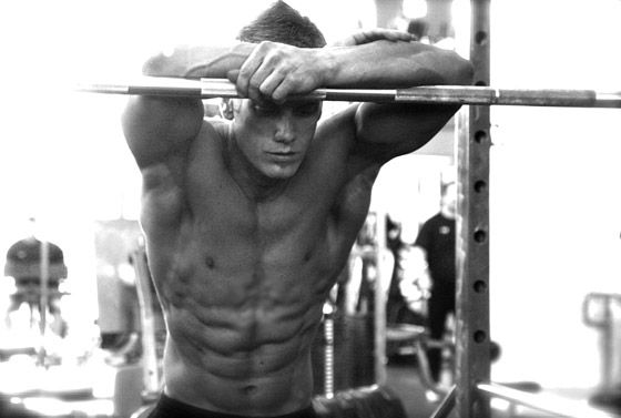 Trop de musculation