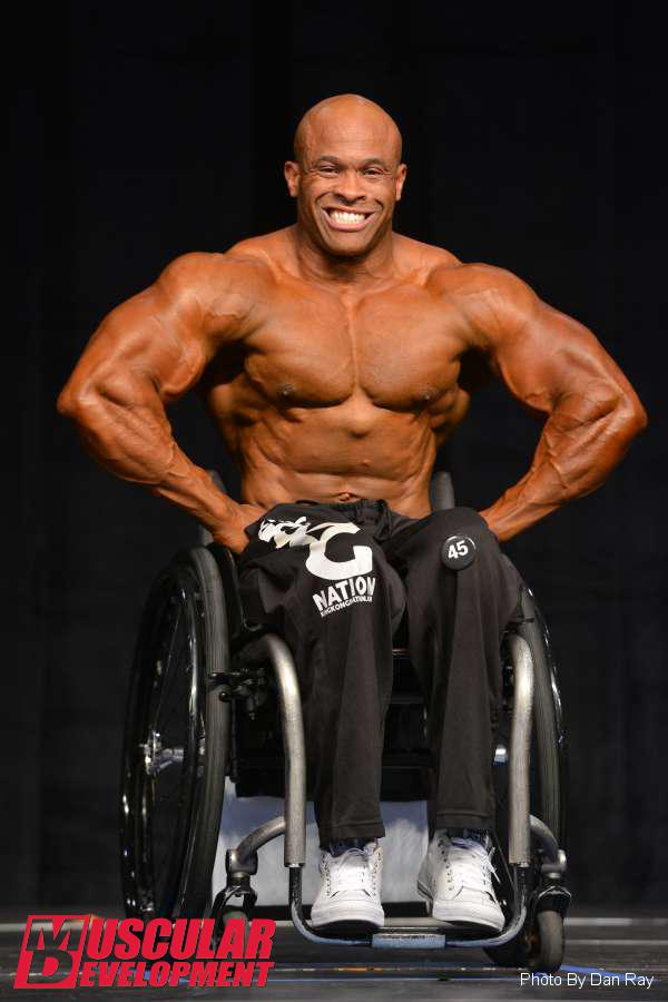 WPD MPD  Wheelchair Bodybuilding Results  IFBB Toronto