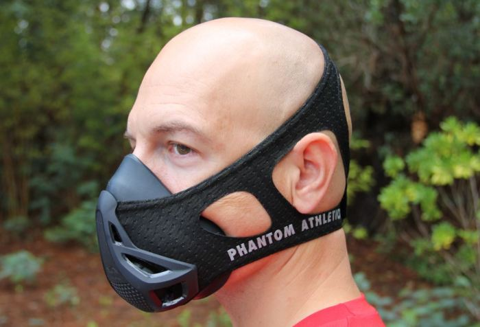 Masque d'entraînement Phantom Athletics