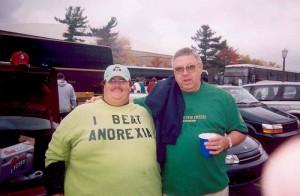 Si que ha vencido a la anorexia... y a la salud también