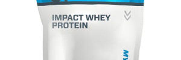 Análisis independiente de Impact Whey Protein de MyProtein