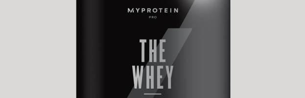 Análisis de The Whey de MyProtein