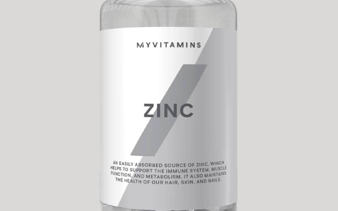 Todo lo que debes saber sobre el zinc