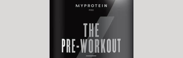 Análisis y opiniones The Pre workout de MyProtein