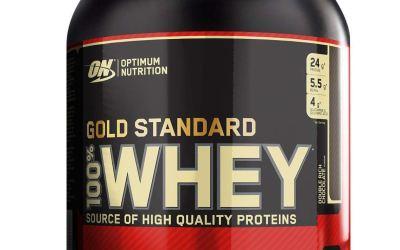 Análisis y opiniones de Gold Standard Whey de Optimum Nutrition