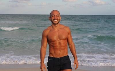 Cómo mantenerse en forma en la playa
