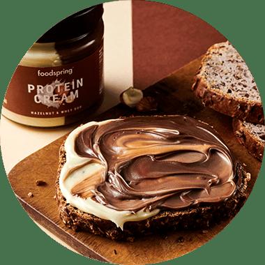 crema proteica Foodspring