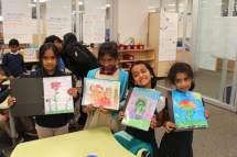 mattos elementary students showcase