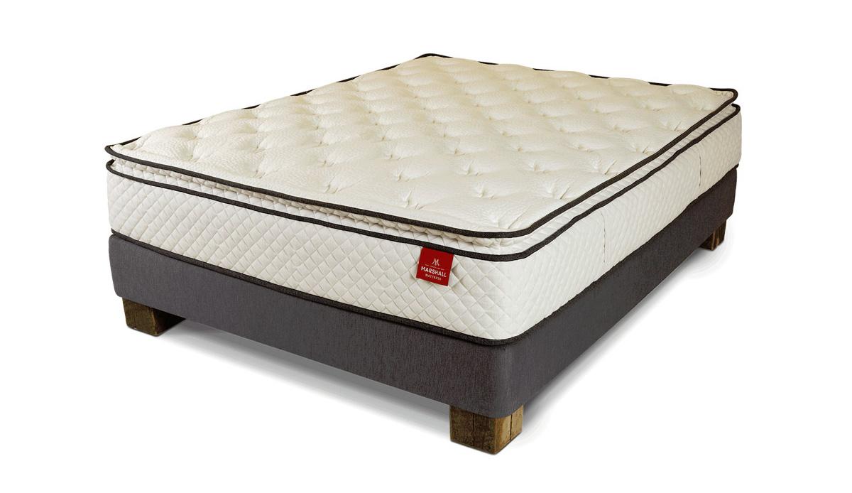 marshall banff pillow top mattress