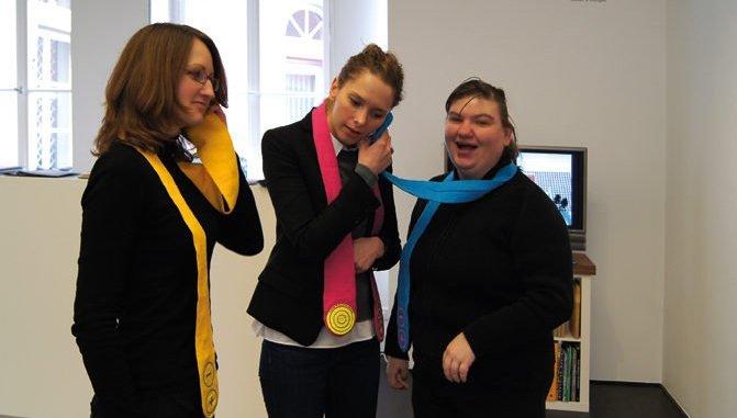 Lingusio scarf