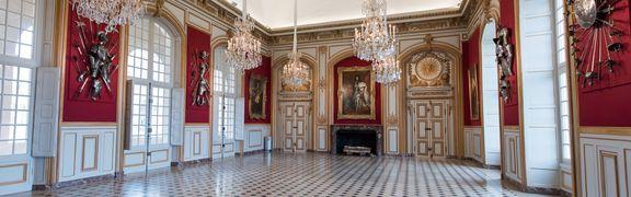 Grand salon  Muse de lArme