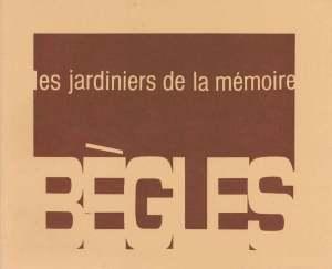 catalogue Jardiniers de la mémoire 1996