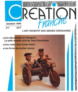 Creation-Franche-n°1-octobre-1990