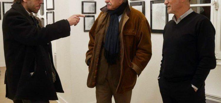 Cédric Laplace au musée de la Création Franche