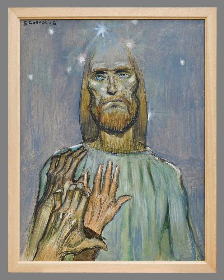 Christ ressuscité, Jean-Georges Cornélius