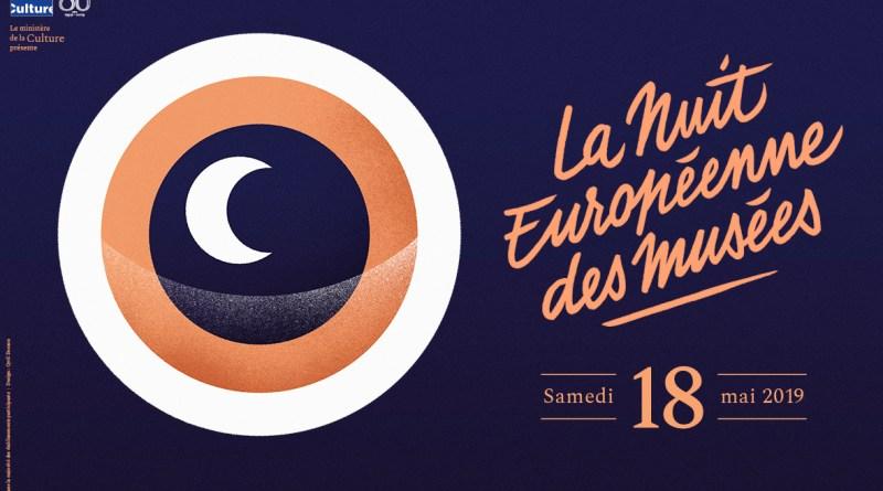 Nuit des musées – samedi 18 mai
