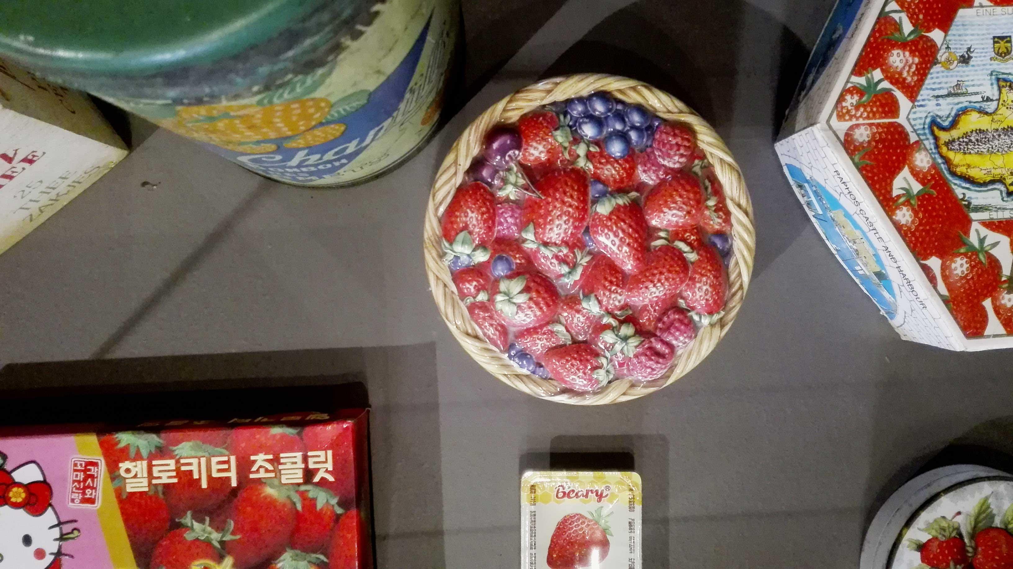 fraise wepion bonbons divers