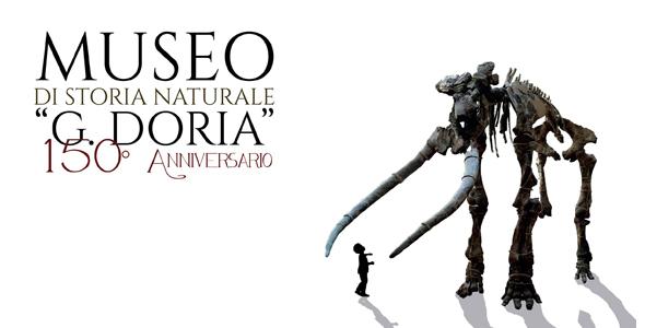 """Anniversario """"150 anni                                  al Museo Doria"""""""