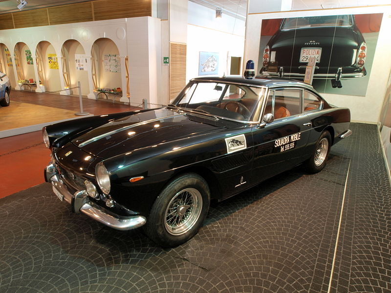 Museo delle Auto Storiche della Polizia