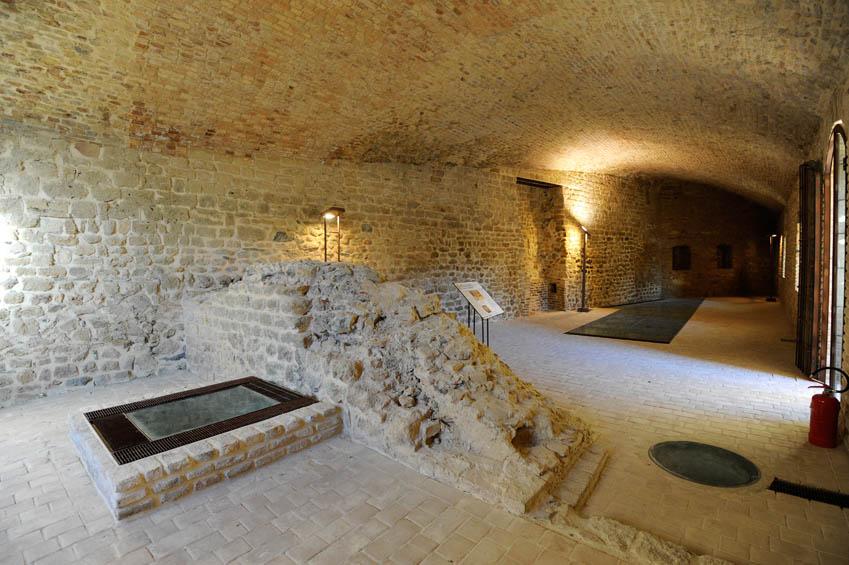 Rocca Sillana  Musei Val di Cecina