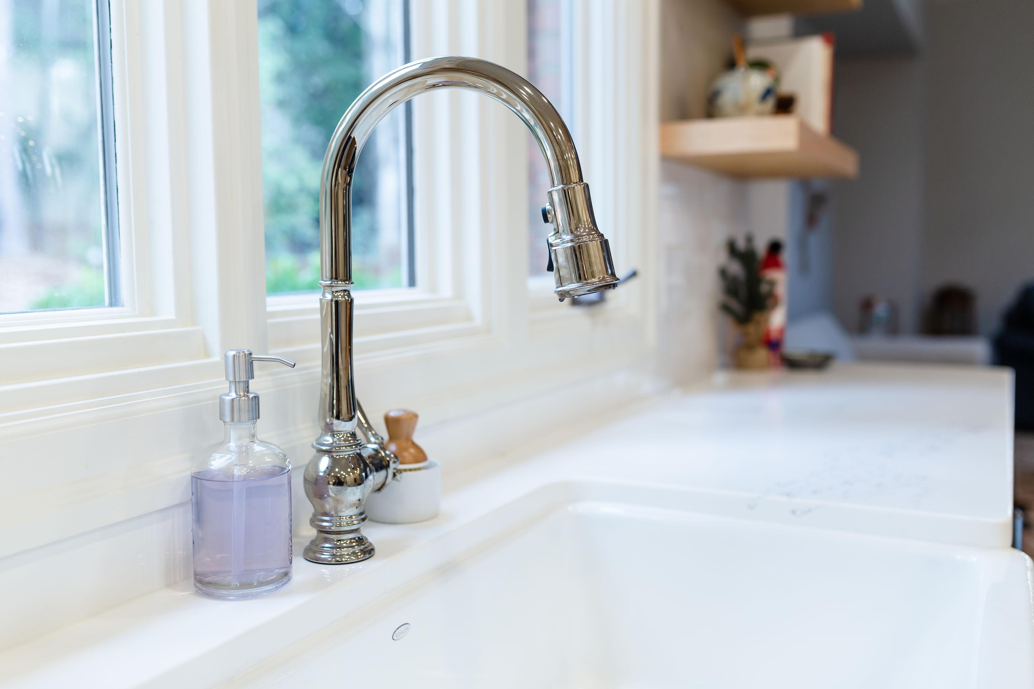kohler artifacts kitchen faucet muse