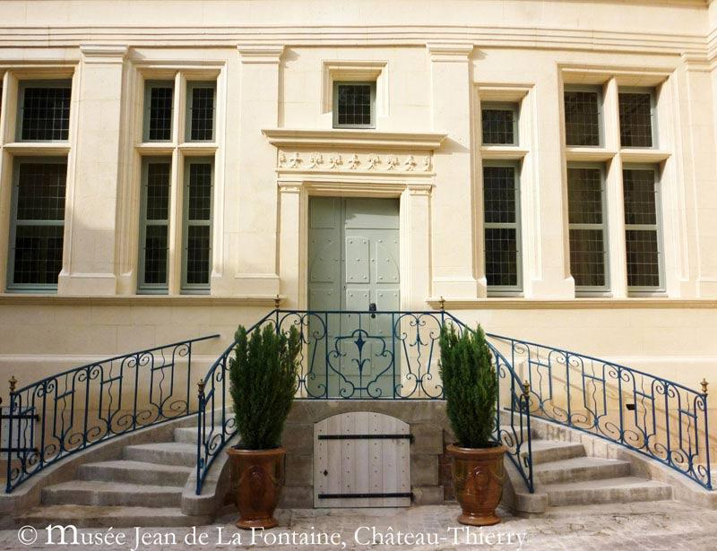 ChteauThierry Muse Jean de la Fontaine