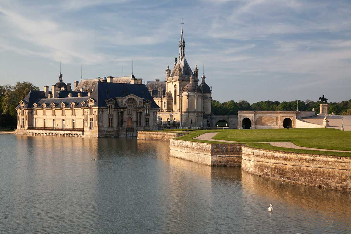 Chantilly Domaine de Chantilly muse Cond