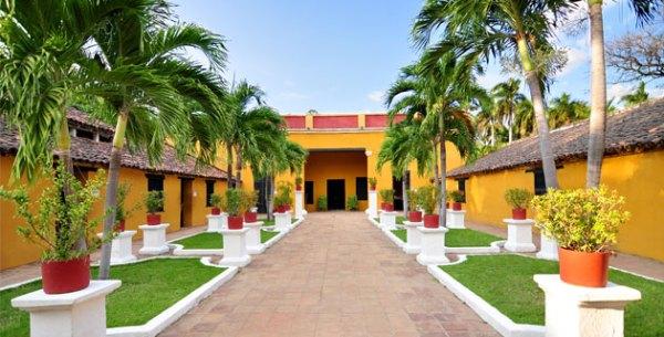 Quinta de San Pedro Alejandrino, Santa Marta Colombia