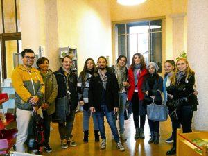 Vercelli, Museo Borgogna, Servizio Civile, Biblioteca