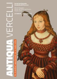 Vercelli, Museo Borgogna, Antiqua, Società del Quartetto, concerto