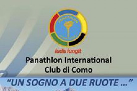9 giugno 2016_PANATHLON INTERNATIONAL – CLUB DI COMO