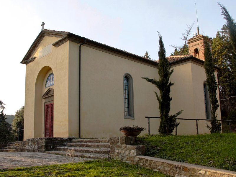 Oratorio Santa Barbara