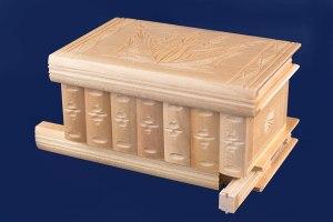 05-Caja para tarot llave oculta blanco