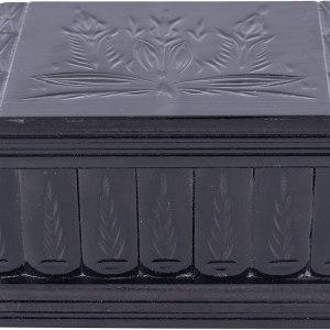 01-Caja para tarot llave oculta Negro
