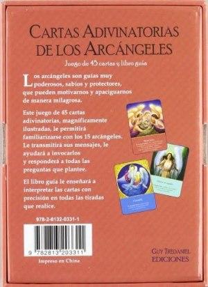 02-Cartas adivinatorias de los Arcángeles