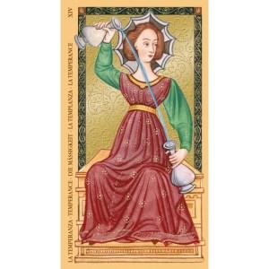 10-Golden Tarot of the Renaissance