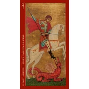 11-Golden Tarot of the Tsar